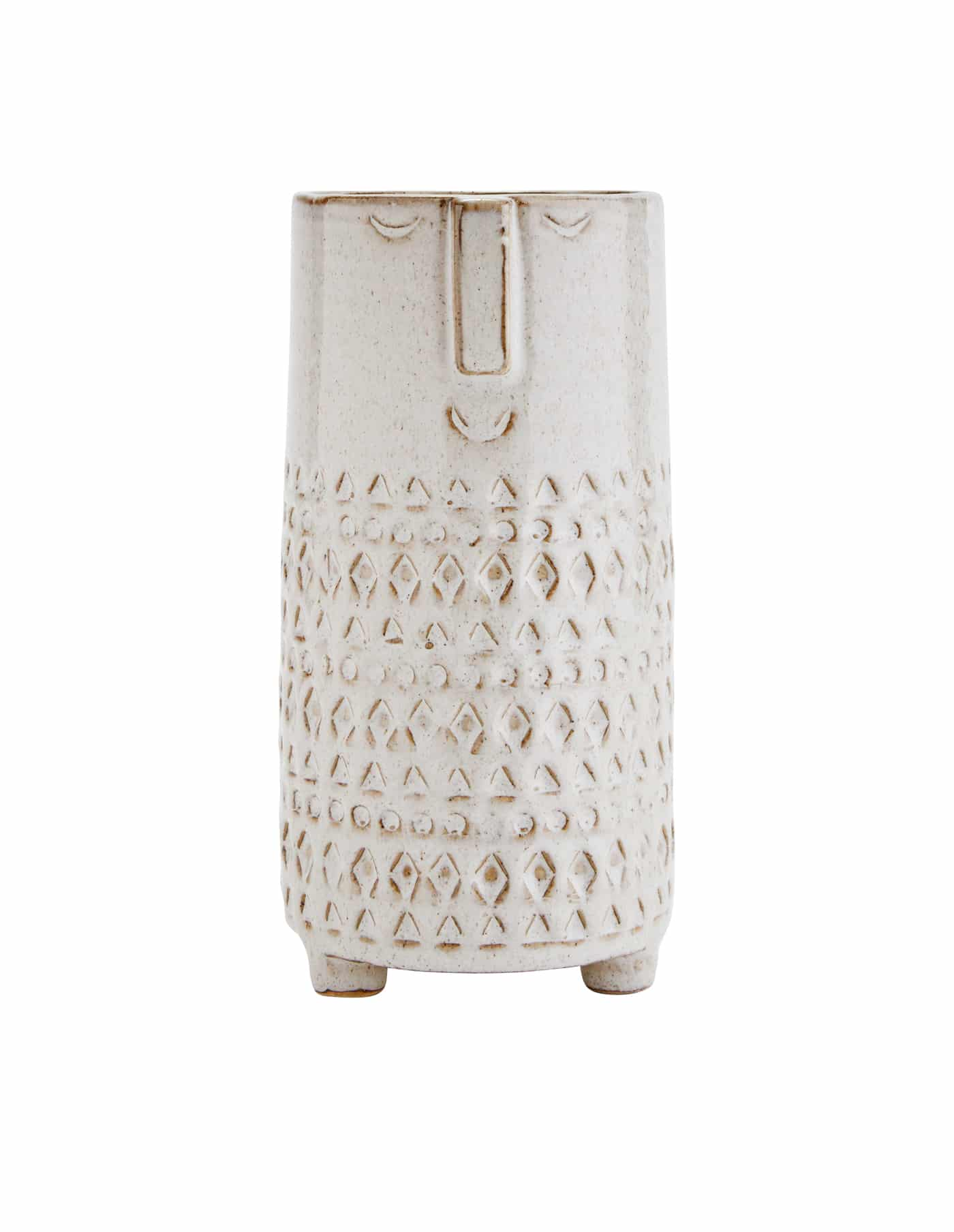 Madam Stoltz Vase with Face Imprint