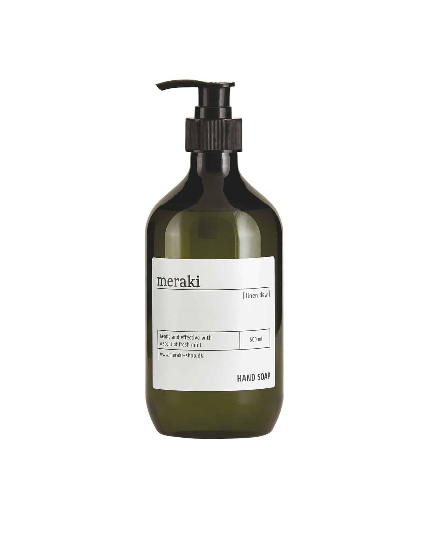 Meraki Hand Soap, Linen Dew