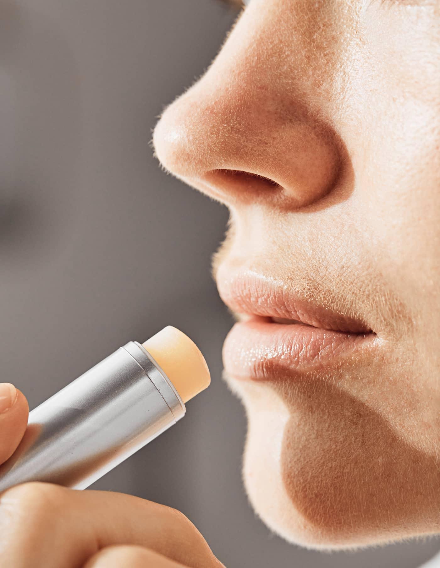 Mandarin Organic Lip Balm, Meraki