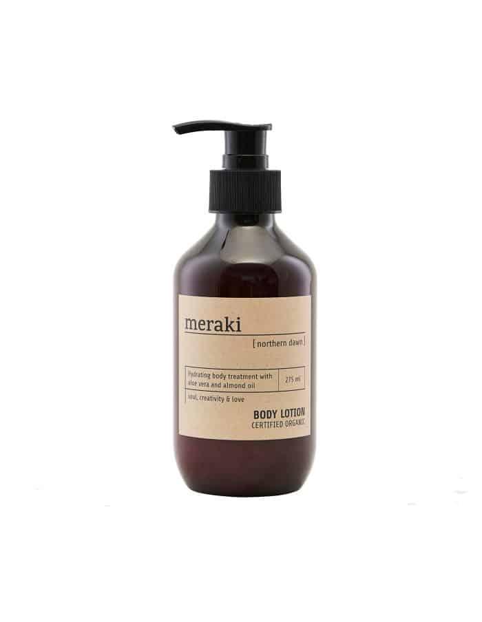 Meraki Body Lotion, Northern Dawn, Certified Organic