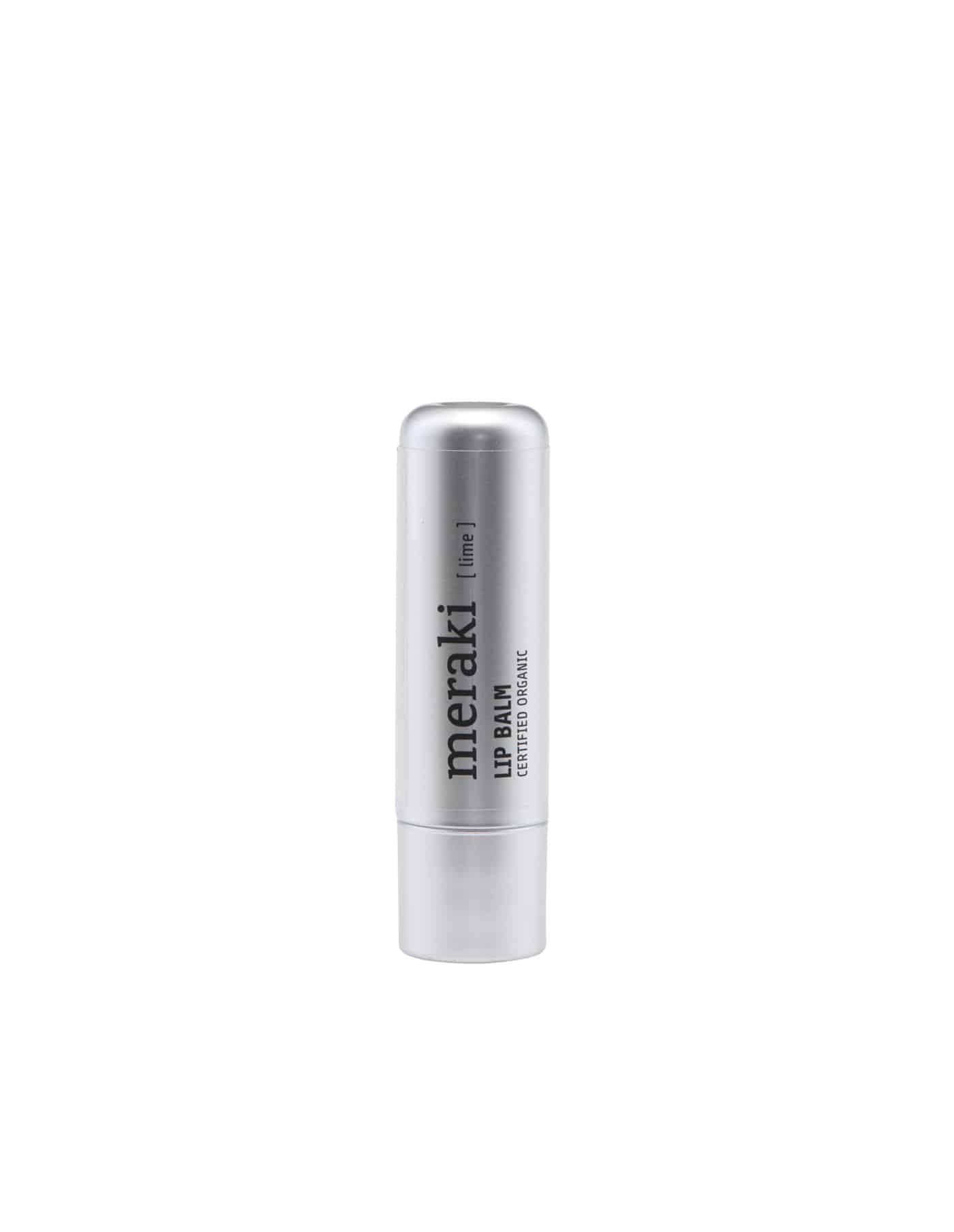 Meraki Lip Balm, Lime