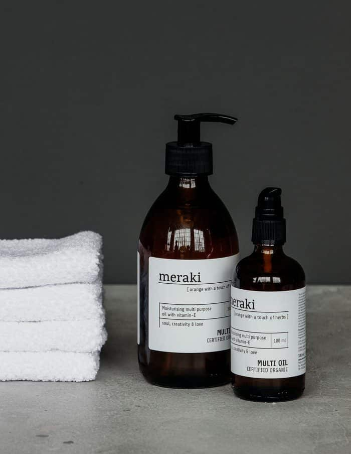Meraki Pure Oil Certified Organic