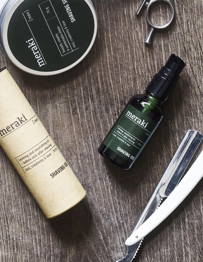 Meraki Shaving Oil