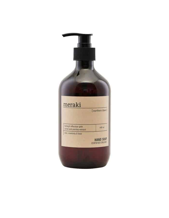 Northern Dawn Meraki Hand Soap, Certified Organic