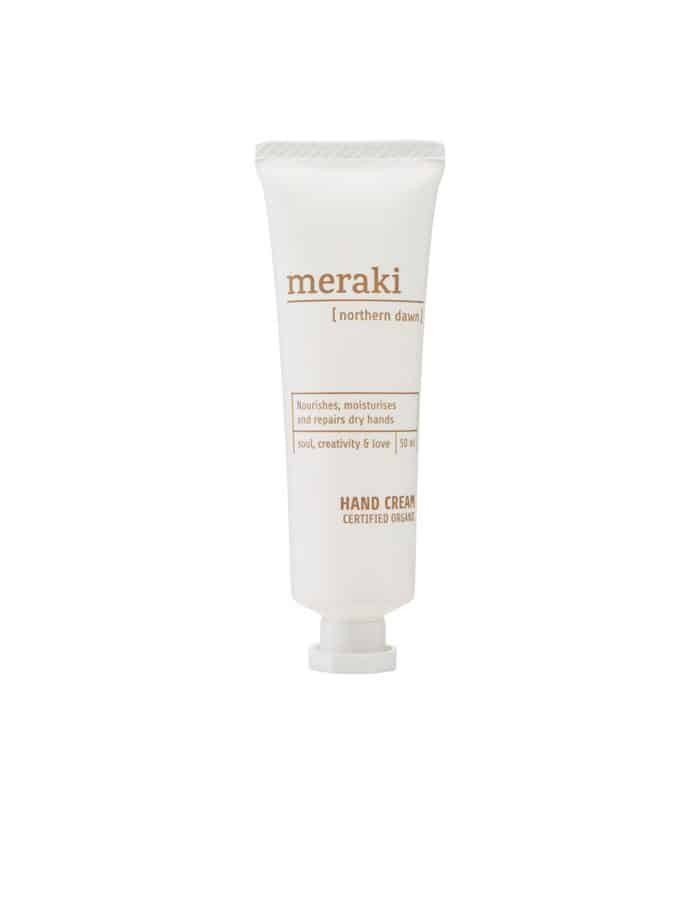 Northern Dawn Meraki Hand Cream, Certified Organic