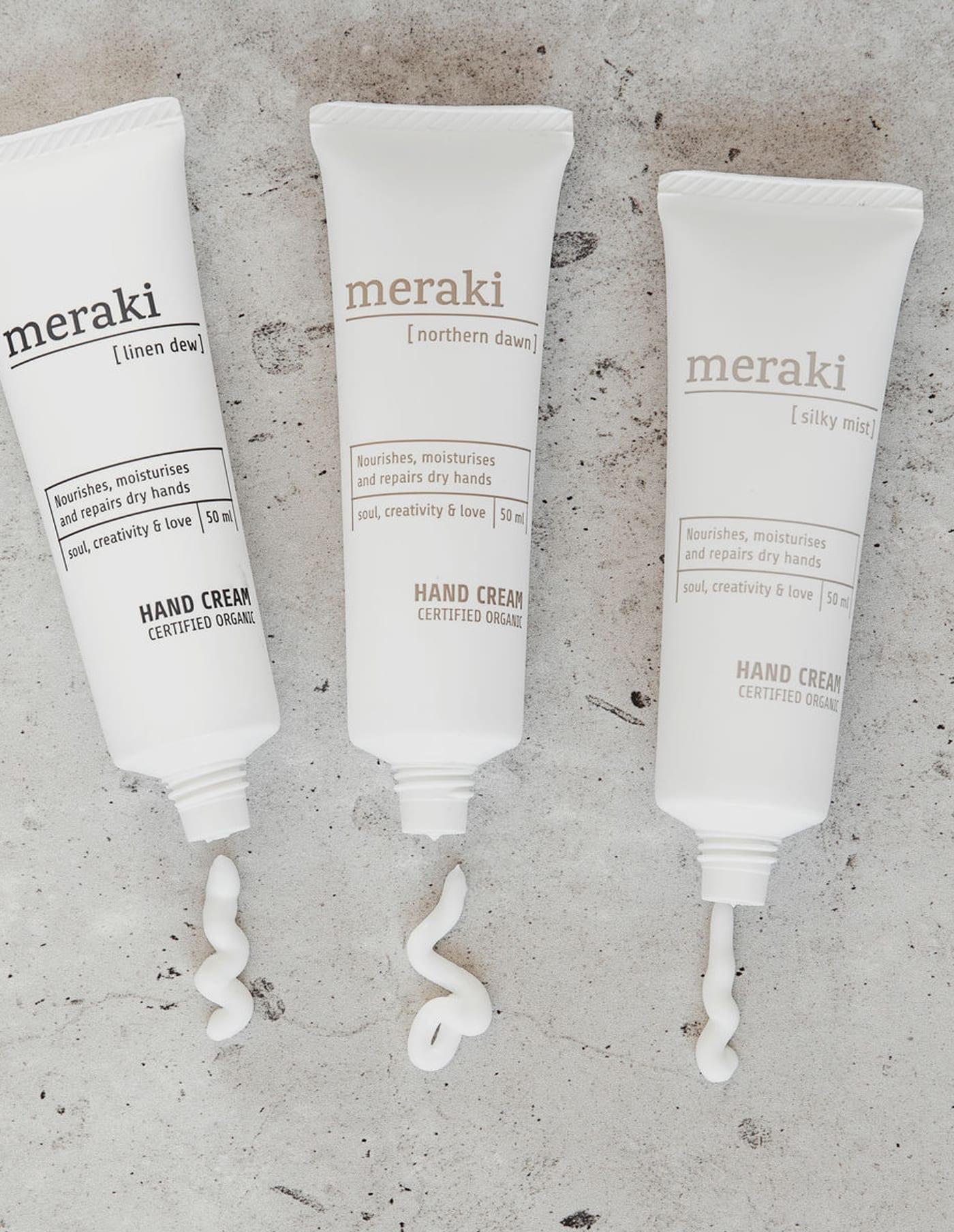 Meraki Hand Cream, Certified Organic