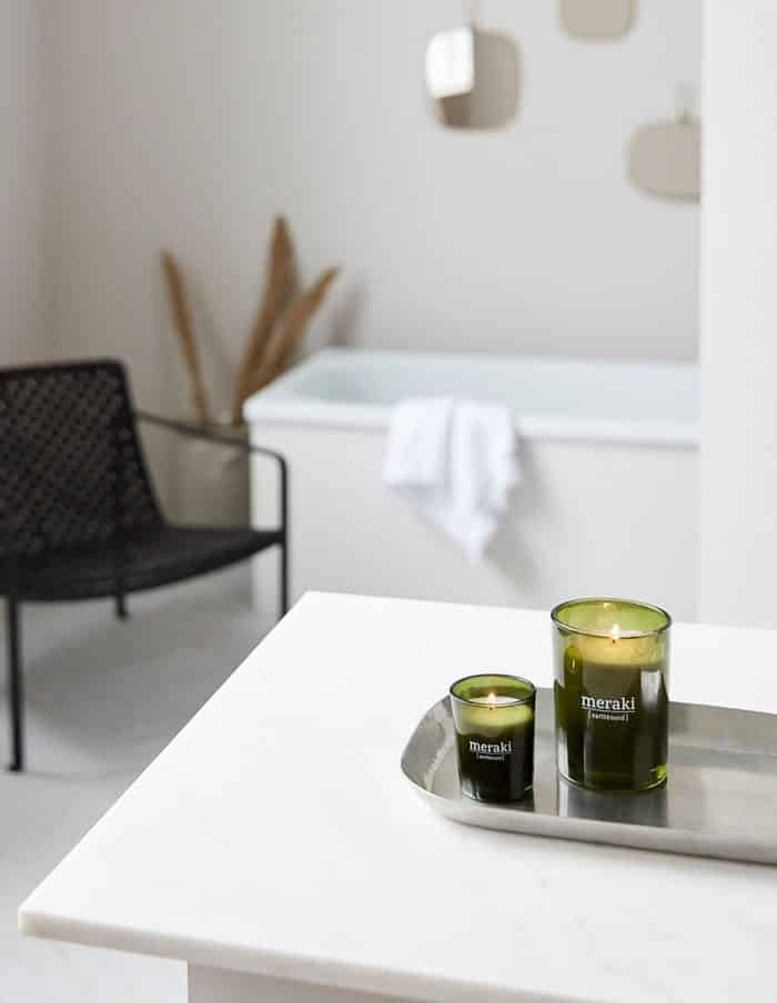 Meraki Scented Candle, Earthbound