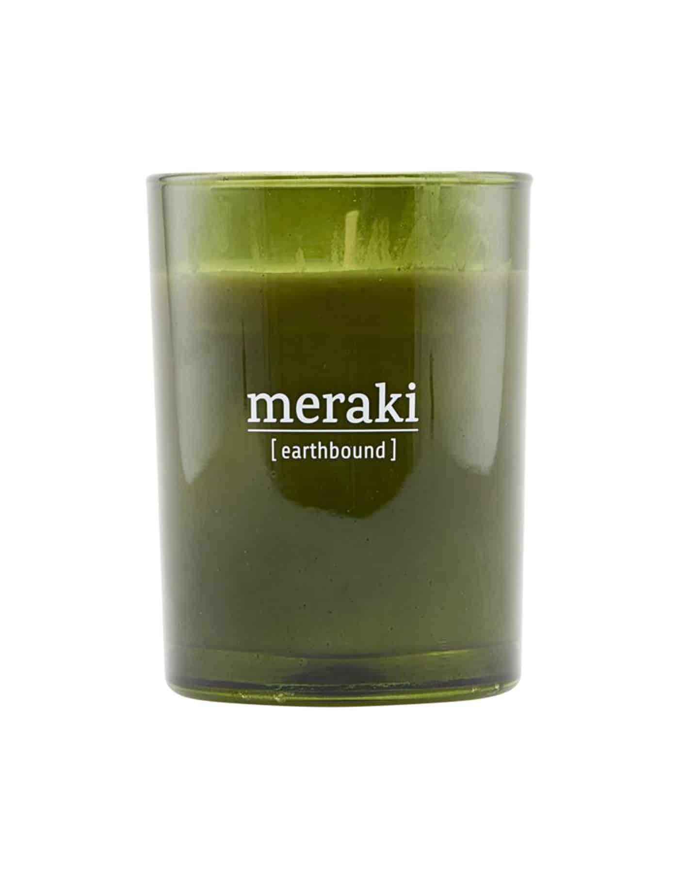 Meraki Scented Candle, Earthbound