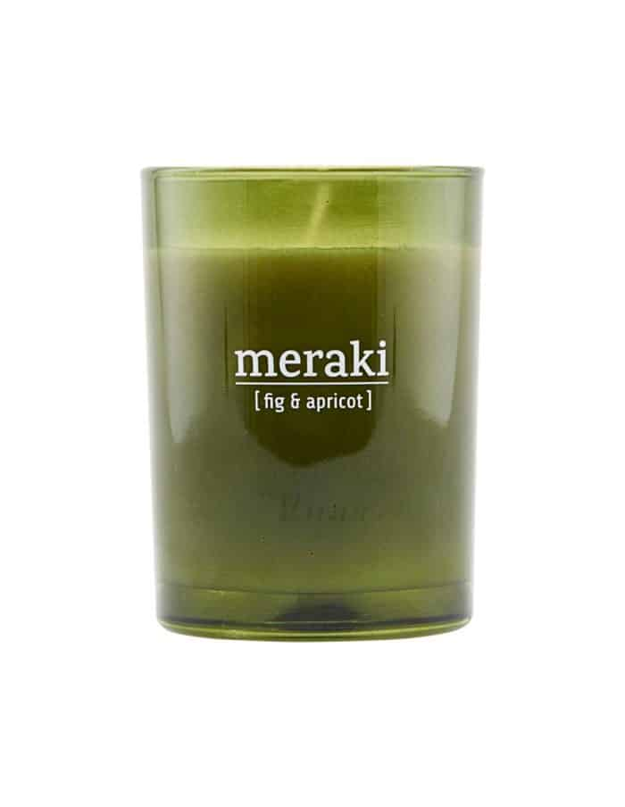 Meraki Scented Candle, Fig & Apricot