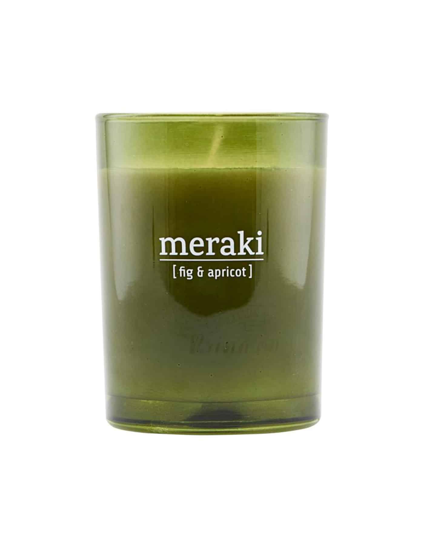 Meraki Scented Candle, Fig & Apricot