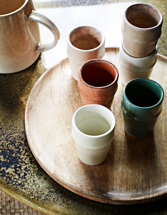Madam Stoltz Handmade Stoneware Cup