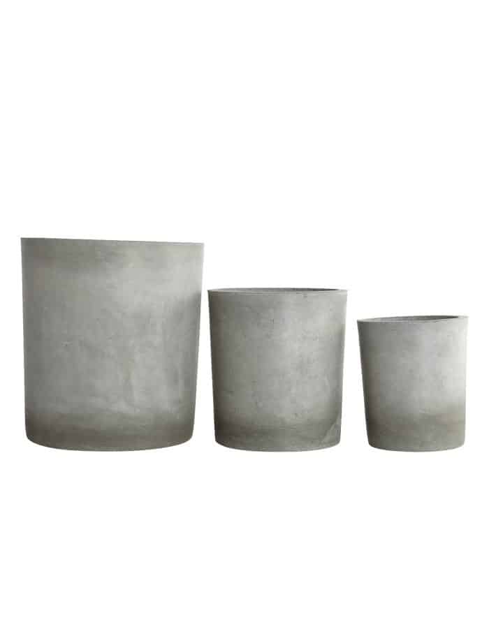 House Doctor Ave Planters, Three Sizes