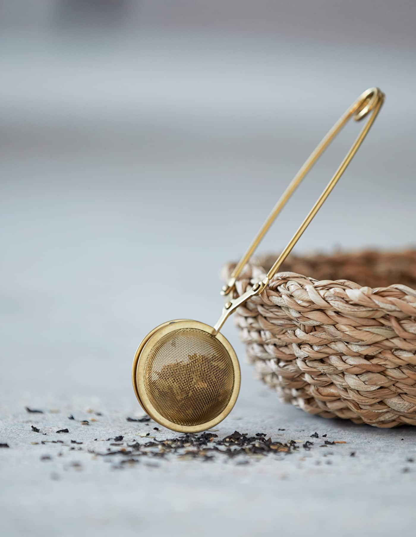 Nicolas Vahé Gold Tea Infuser