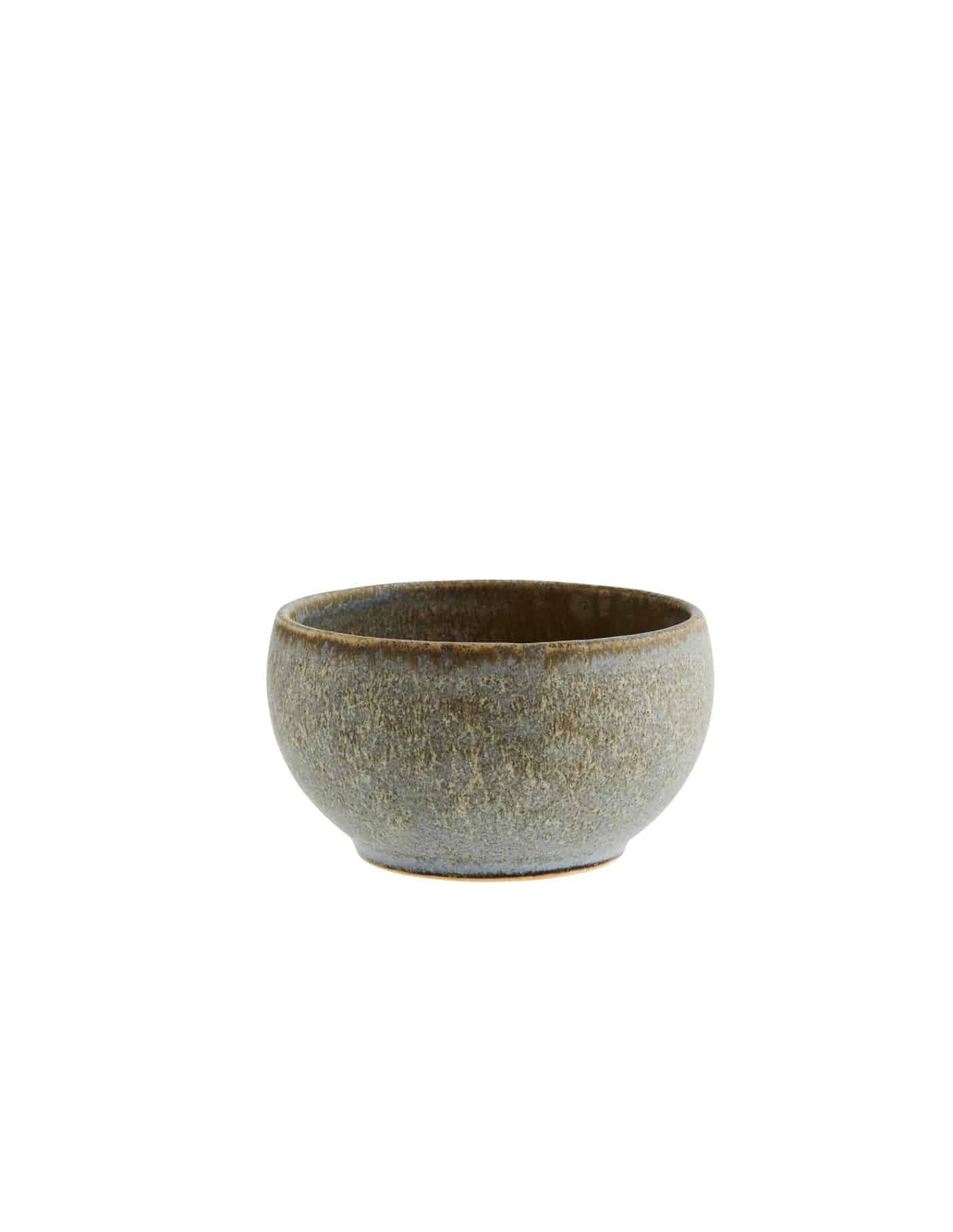 Medium Taupe Serving Bowl, Madam Stoltz