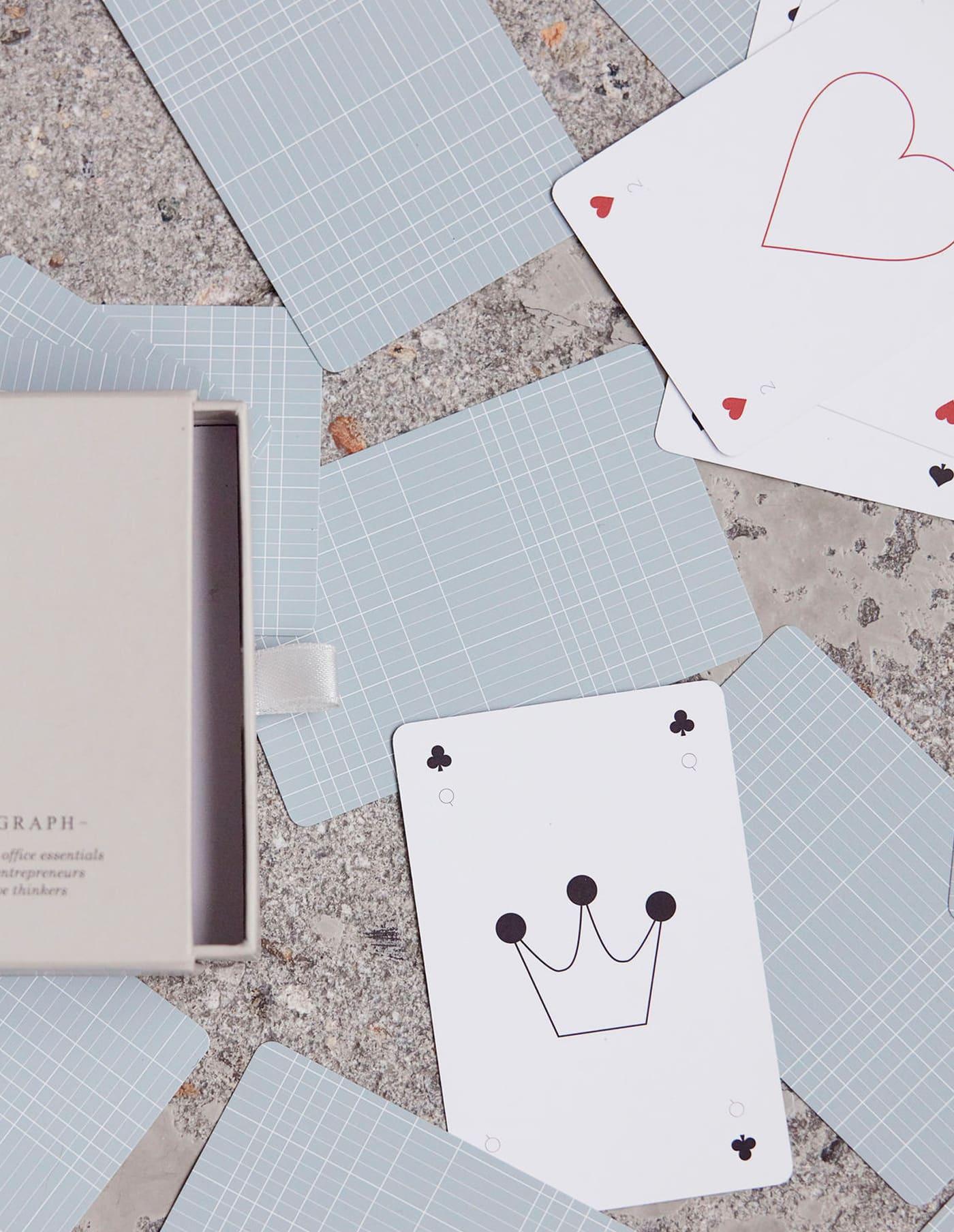 Monograph Premium Playing Cards
