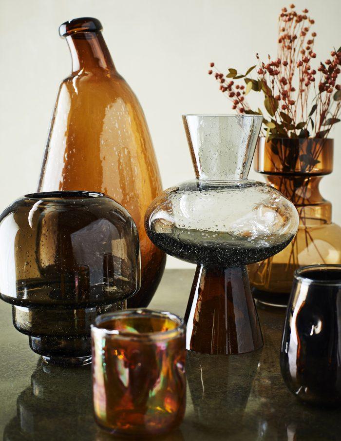 Madam Stoltz Organic Shaped Vase
