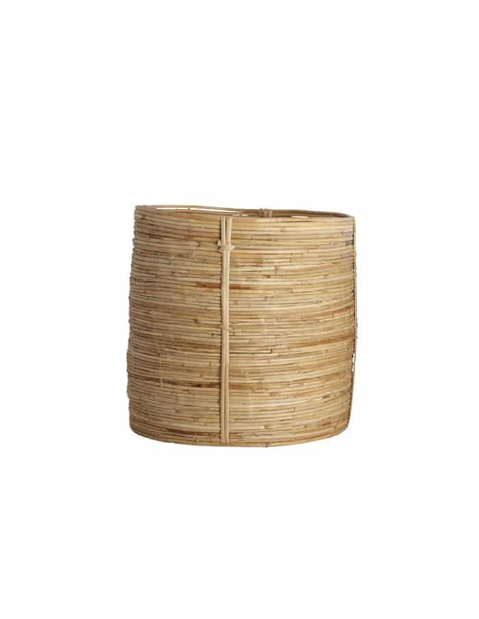 Large Bamboo Basket, House Doctor