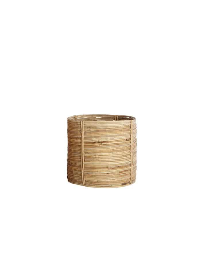 Small Rattan Bamboo Basket, House Doctor