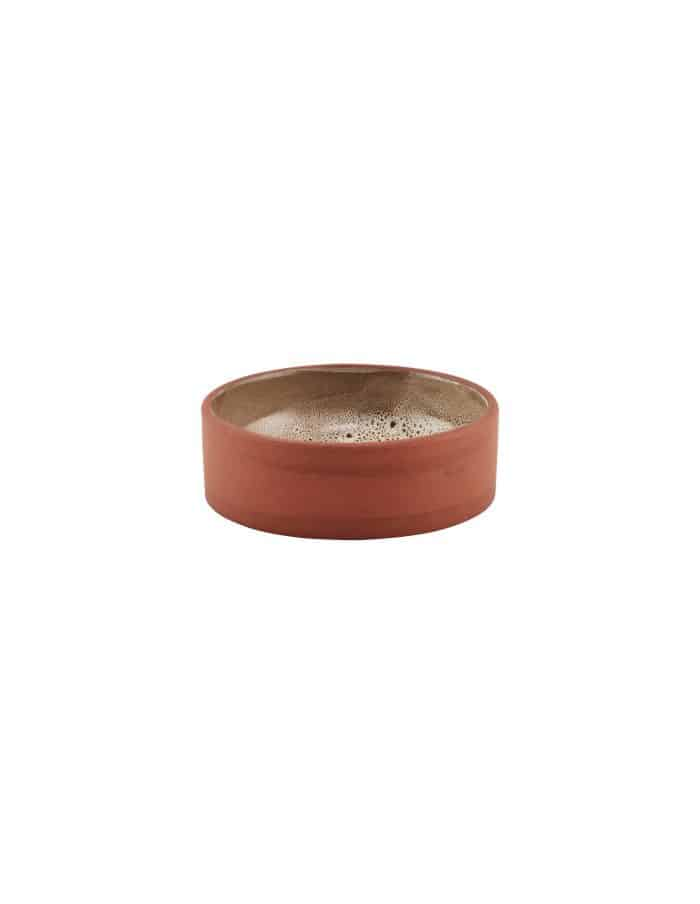 Medium Retro Terracotta Bowl, House Doctor