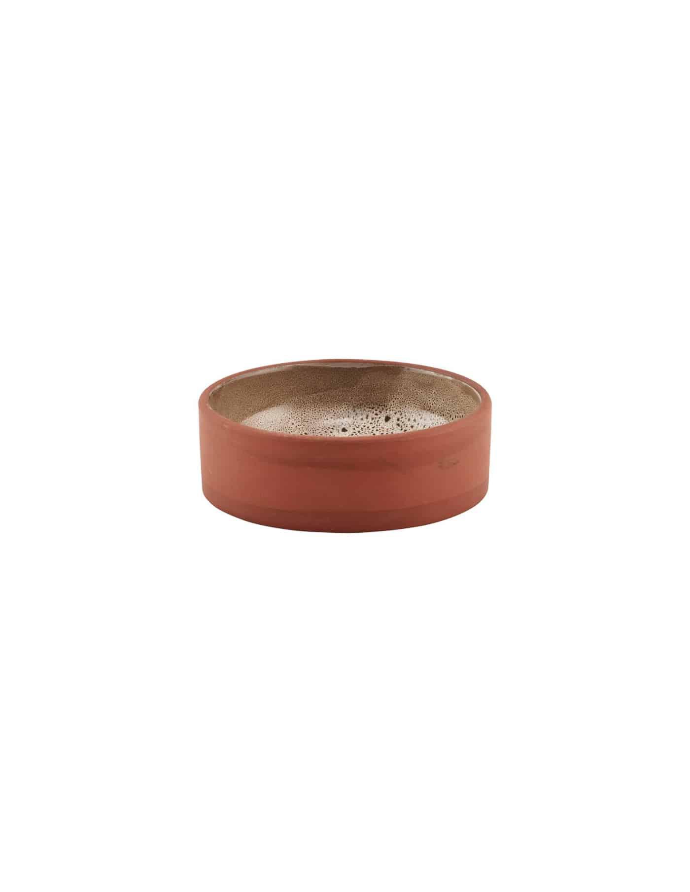 Medium Retro Terracotta Bowl, House Doctor