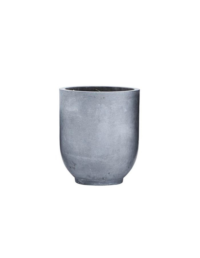 Medium Scandi Concrete Planter, House Doctor