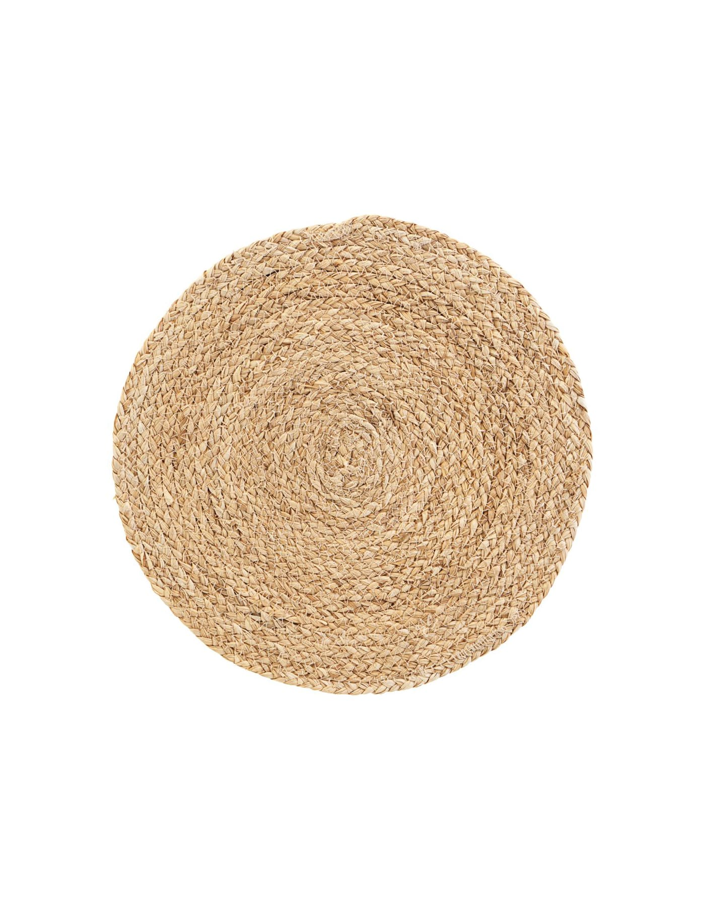 Corn Husk Circle Placemats, House Doctor