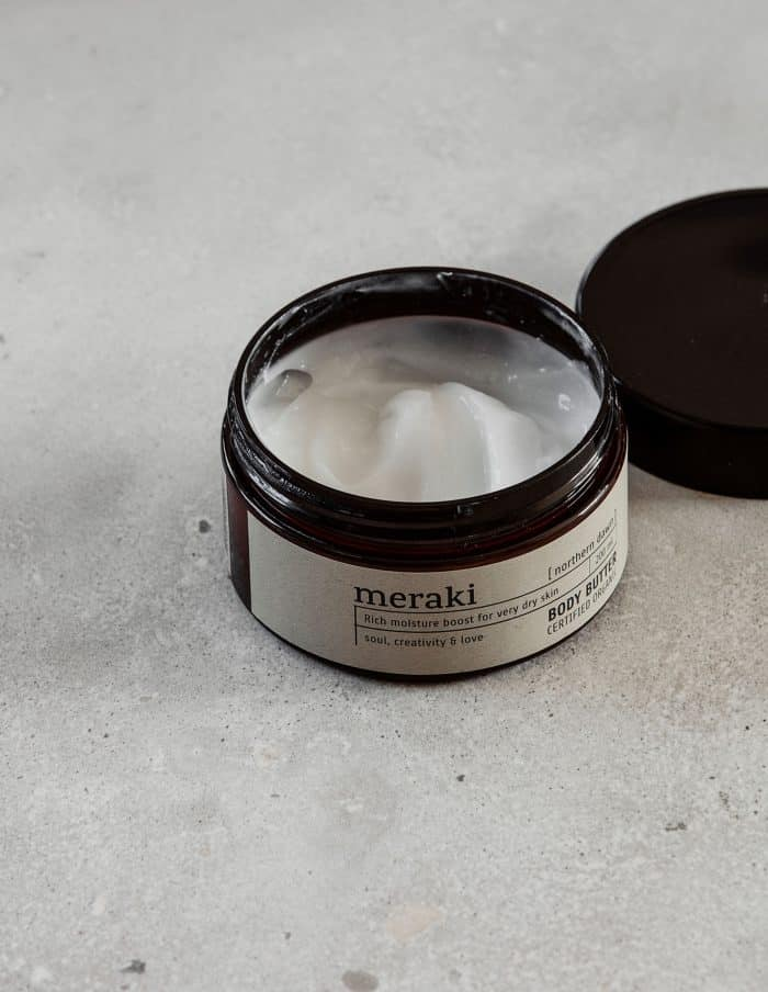 Northern Dawn Organic Body Butter, Meraki