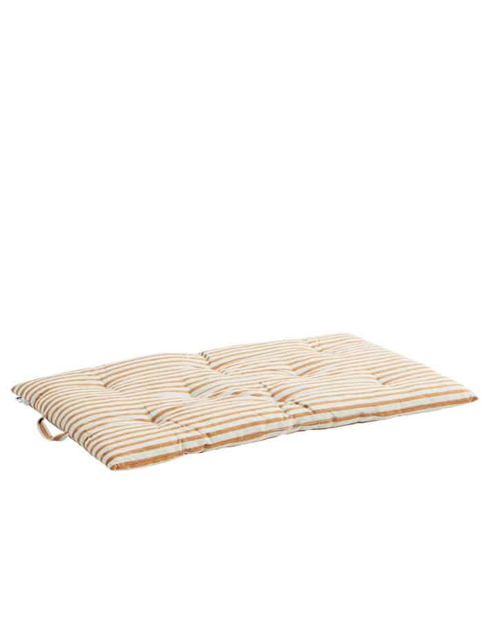 White Striped Cotton Mattress, Madam Stoltz